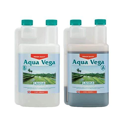 Grow Fertilizering Canna Aqua Vega A+B (2x1L)