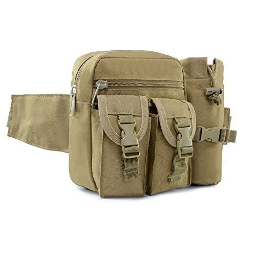 Sac De Taille De Bouilloire De Camouflage en Plein Air Multi-Fonctionnel Poche De Taille Tactique Sac De Téléphone Portable Tactique
