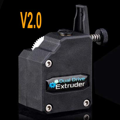 Bowden Extruder V2.0 BMG Universal Geared Extruder Dual Drive Extruder for 3D Printer