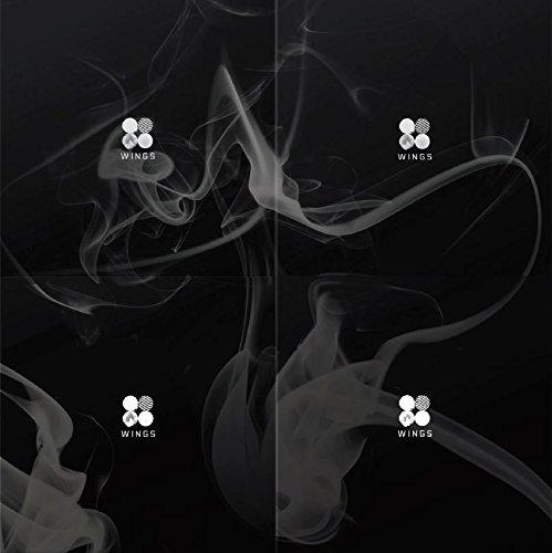 BigHit BTS Bangtan Boys - Wings (Vol.2) [I Ver.] CD+Folded Poster+Extra Photocards Set