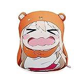 Zhongkaihua Himouto! Umaru-chan - Cojín de almohada para el hogar, sofá ultra suave, cojín decorativo anime Himouto! Umaru-chan Cosplay muñeca de peluche niña figura de felpa regalo de cumpleaños