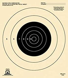 nra official targets