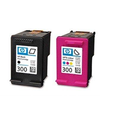 Multipack von HP für Deskjet D 2660(2x Patronen, Farbe + Schwarz) D2660Tintenpatronen