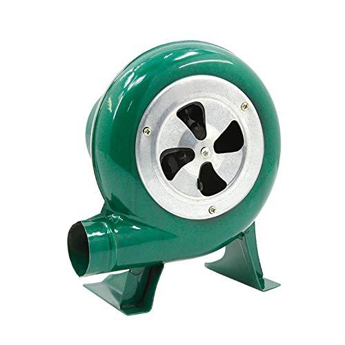 SANJIANG Soffiatore Elettrico A velocità Variabile 220V - Soffiatore per Barbecue Soffiatore per Forgia A Carbone - per Barbecue Utensile da Cucina co