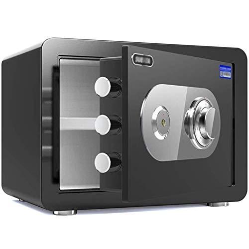 Sicuro Cabinet Casseforti, Office Password Meccanico Fisso Di Sicurezza Domestica Mini Hidden Armadio Cassetta Di Sicurezza Dal Muro Casseforti