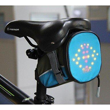 bikeman TM mando a distancia LED de luz de alerta de Up...