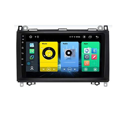 Android 10 Autoradio 9 Zoll Display DSP Audio Camera Für Mercedes Benz B200 A B Class W169 W245 Android Auto System Unterstützung Auto Play TPMS OBD 4G WiFi DAB