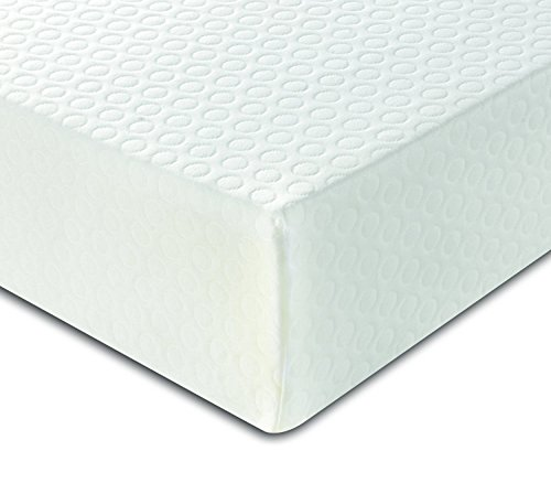 DURA TRIBE GoldenSleep Smart orthopaedic memory foam mattress, firm feel, washable cover, FIRA...