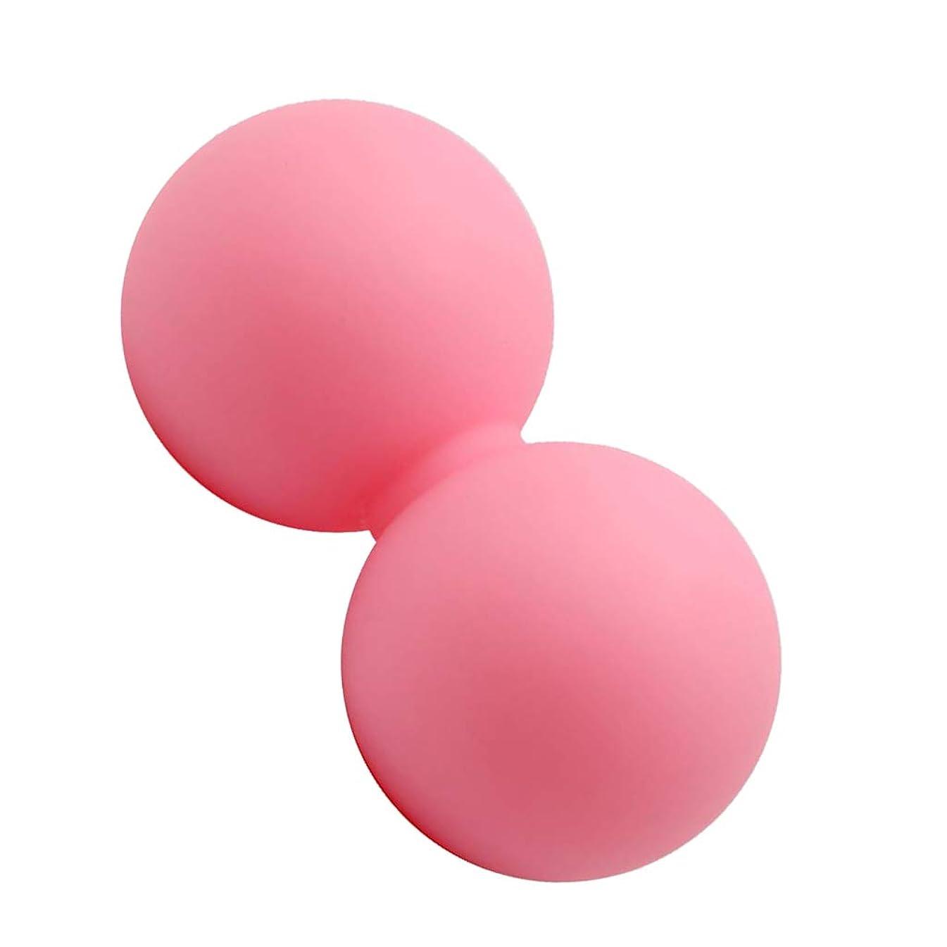 ネコ酸化する生じるD DOLITY マッサージボール ヨガ 手のひら/足/足首/腕/首/背中用 ピンク