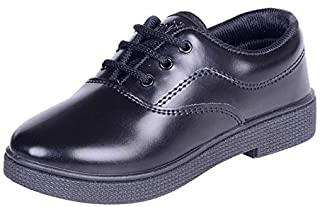 DAYZ Boys Lace Up School Shoes