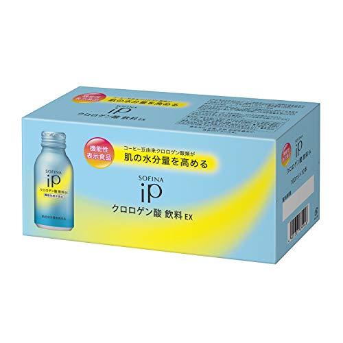 ソフィーナiP(アイピー)ソフィーナiPクロロゲン酸飲料EX100ml×10本