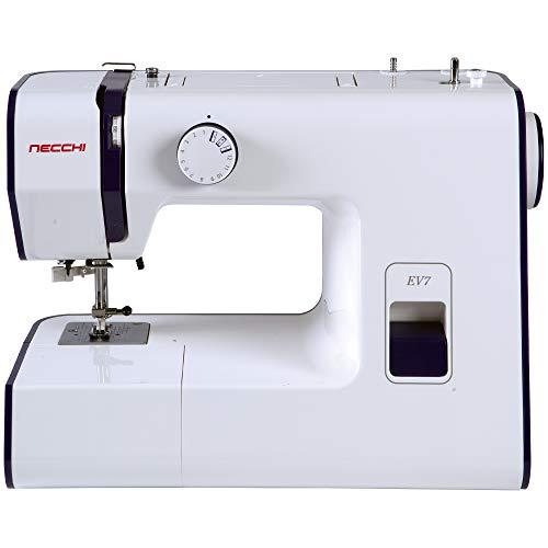 Necchi EV7 Sewing Machine White