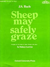 Sheep May Safely Graze: 2 flutes and piano