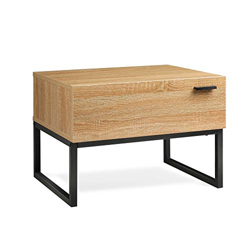 WLIVE 1 Drawer Nightstand