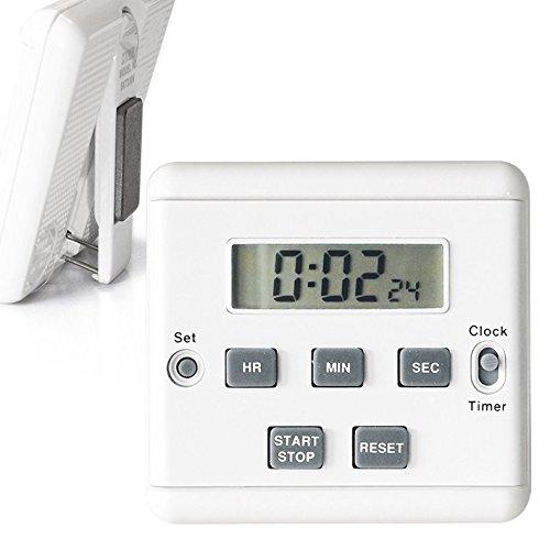 Compact TimerStoppuhr, Kurzzeitmesser, Normalzeit
