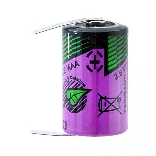 Tadiran - Pile Lithium SL-550/T 1/2AA 3.6V 800mAh T2