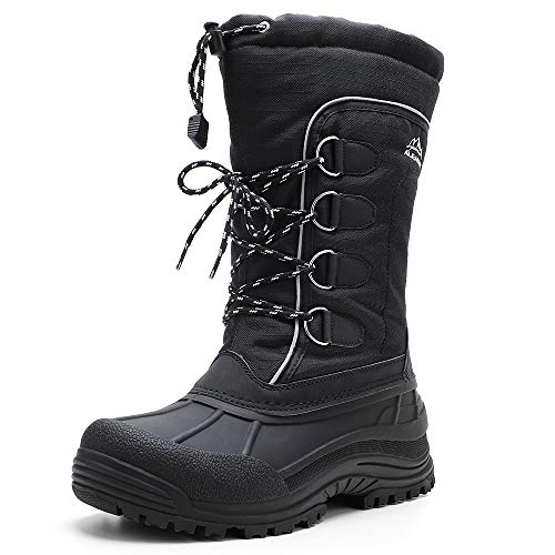 ALEADER Men's Insulated Boots
