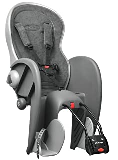 Polisport 67826 - Asiento de bicicleta para bebé (gris) (B006FDJERQ) | Amazon price tracker / tracking, Amazon price history charts, Amazon price watches, Amazon price drop alerts
