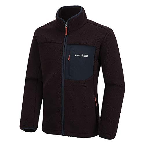 [モンベル] Mont-bell Men`s WHITNEY Down Jacket メンズダウンジャケット ML3BWMJF232 Wiine [並行輸入品](ワイン, L)
