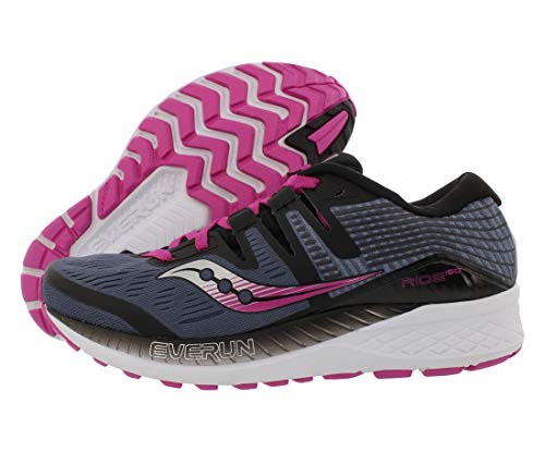 Saucony Ride ISO Womens Running Shoes Size 25 UK