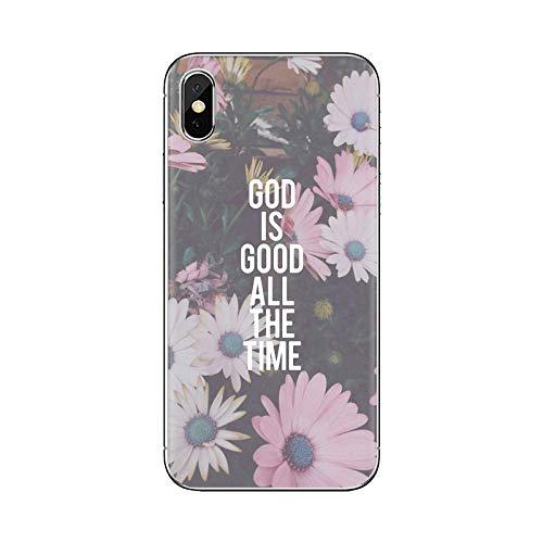 Bonita funda de silicona para teléfono de Jesús Love God y usted mejor para Huawei P7 P8 P9 P10 P20 P30 P40 Lite Plus Pro 2015 2016 2017 Mini-imágenes 10-P10 Lite