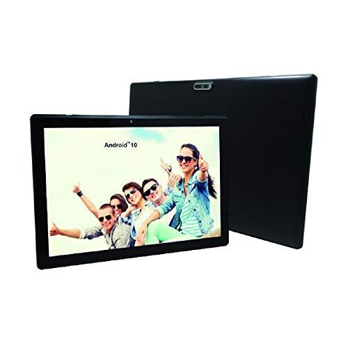 MAJESTIC Tablet TAB-812 BK 10,1' Quad Core 3+32GB WiFi + 4G Black Italia
