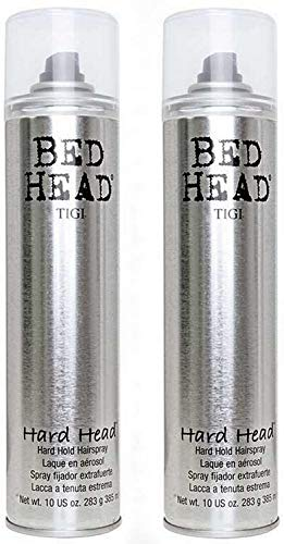 2er Set: TIGI Bed Head Extra Hard Haarspray 385 ml
