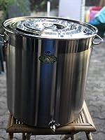 marmite cuve ideal brassage bière robinet faitout casserole professionel