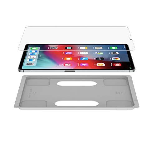Belkin ScreenForce TemperedGlass Screen Protection for iPad Pro 11 (iPad Pro 11 Screen Protector, also Compatible with iPad Air 4th Gen)