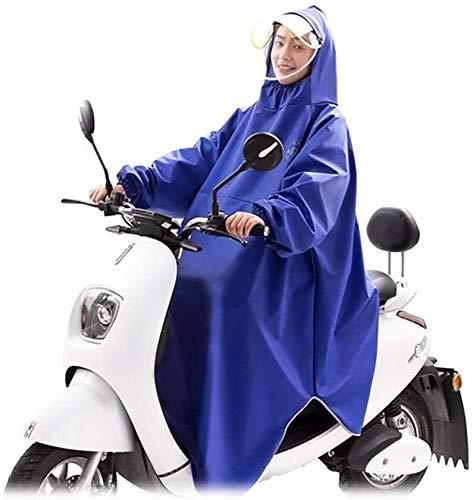 Chubasquero mujer Plástica de la bicicleta poncho de lluvia, Hecho Oxford tela y PVC, resistente al agua, a prueba de viento, resistente al desgaste, la motocicleta / vehículo eléctrico SLZFLSSHPK