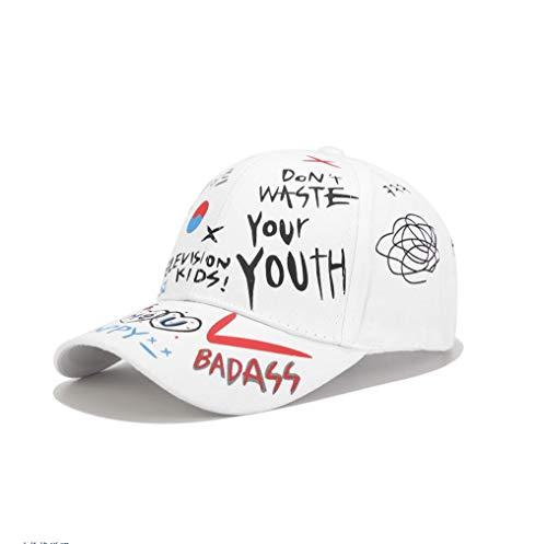 XibeiTrade El más nuevo sombrero de la calle del monopatín del graffiti Hiphop de la manera del casquillo