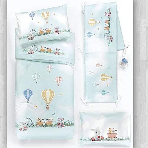 GABEL S.P.A. Trapunta Lettino + Paracolpi Balloon Trudi