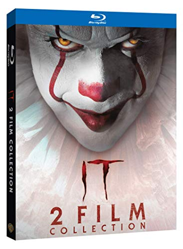 It - 2 Film Collection (Box 2 Br)