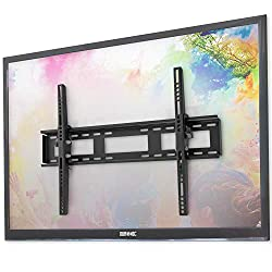 SUITABLE FOR 32-60 INCH SCREENS: This medium sized bracket will hold any screens sized between 32 inches and 60 inches. The TVB123M has a tilt capability of -12° which enables you to adjust the screen to the angle to suit your needs. The maximum weig...