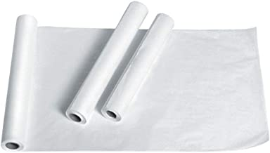 Table Paper. 1 roll of Exam Table paper 21 inch x 225 Feet. Smooth paper for exam tables. Strength, Protection and Cleanliness.
