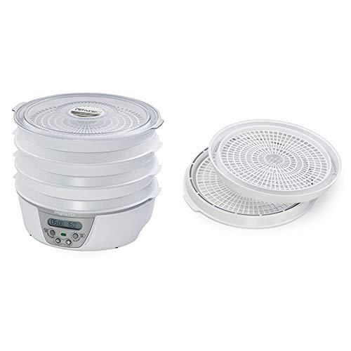 Presto 06301 Dehydro Digital Electric Food Dehydrator & 06306 Dehydro Electric Food Dehydrator Dehydrating Trays