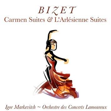 Bizet: Carmen Suites and L' Arlésienne Suites