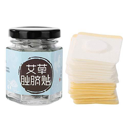 Artemisia Nabel Patch - Moxibustion Bauchnabel-Patch Moxibustion Bauchnabel FußSohle Aufkleber KöRperpflege Werkzeug für chinesische Medizin