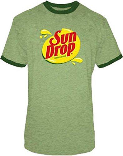 Sun Drop Costume - X-Large - Chest Size 52