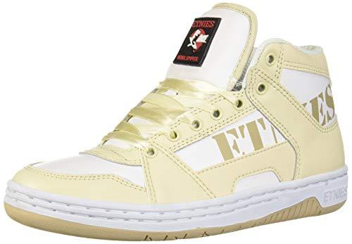Etnies ETNAB Damen Mc Rap High W's Skateboardschuhe, (267-Tan/White 267), 6 EU