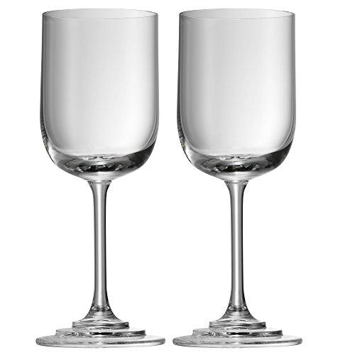 WMF Weinglas Weißweingläser 2er Set Michalsky Tableware 22cm 300ml hochwertig edel  spülmaschinenfest klar transparent farblos elegant