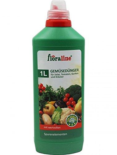 flüssiger Gemüsedünger 1ltr