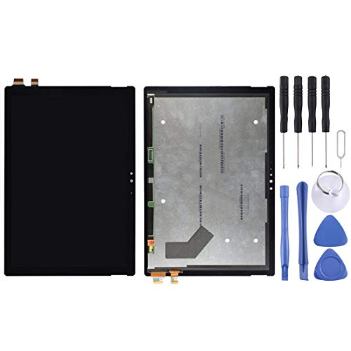 PAN-IT LCD Screen e Digitizer Full Assembly per Microsoft Surface PRO 4 v1.0 (Colore : Color1)