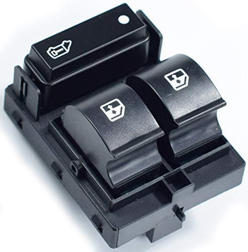 FEYCAR® 6490.X8 6490.X9 6554.XN Master Schalter Konsole Fensterheber Schalter Knopfschalter kompatibel für FIAT Ducato, Peugeot Boxer, Citroen Jumper, Modelle ab 2006-735421419 (1PCS)