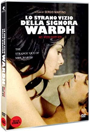 Lo Strano Vizio Della Signora Wardh (1971) UK Region 2 compatible ALL REGION DVD a.k.a. The Strange Vice Of Mrs Wardh