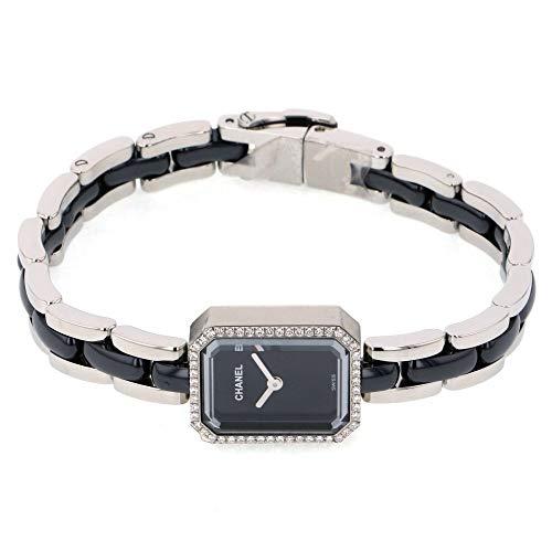 シャネルCHANELプルミエールH2163新品腕時計レディース(W186252)[並行輸入品]