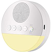 Fuloon White Noise Machine with 20 Soothing Therapy Sound