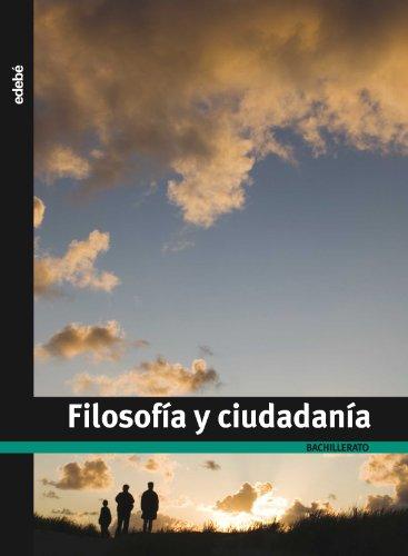 Filosofía y ciudadanía, Bachillerato - 9788423690466