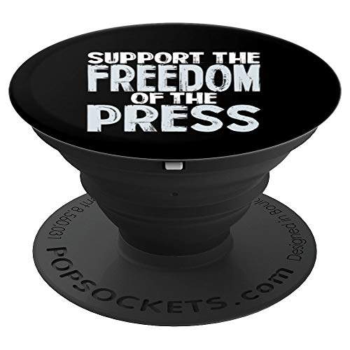 Support the Freedom of the Press Pop Socket