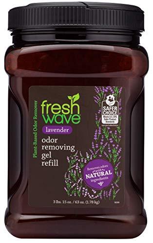 Fresh Wave Lavender Odor Removing Gel Refill, 3 lbs. 15 oz. (63 oz.)